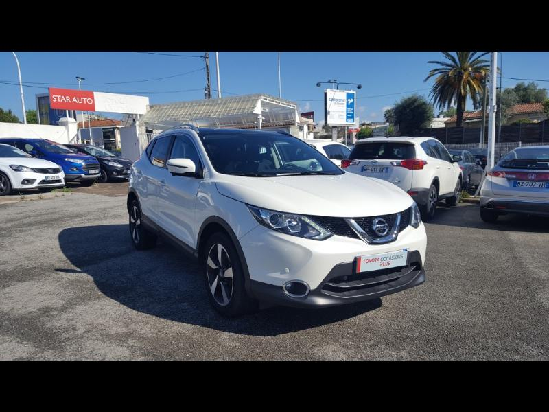 2016 Nissan Qashqai - LE CANNET PACA - BLANC 1.6 dCi 130ch Connect Edition - STAR AUTO
