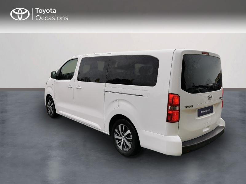 2020 Toyota PROACE Verso - POITIERS POITOU-CHARENTE - Blanc Banquise opaque Long 1.5 120 D-4D Dynamic MY20 - SNDA Poitiers