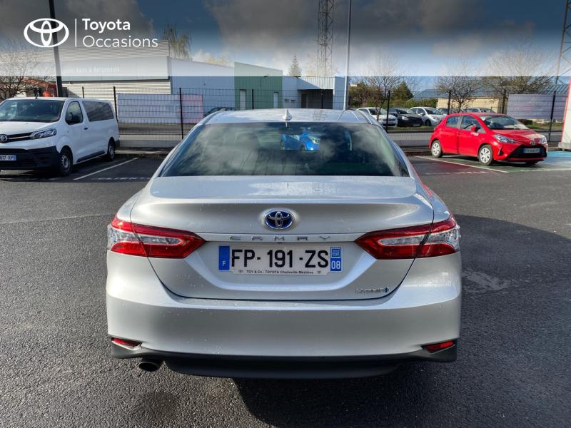 2020 Toyota Camry - CHARLEVILLE MEZIERES Champagne-Ardenne - Gamme Hybride Gris Aluminium Hybride 218ch Design - TOY and CO