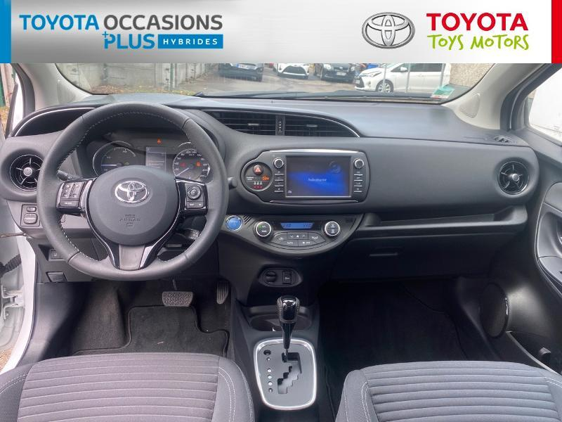 2019 Toyota Yaris - DIEPPE Haute-Normandie - Gamme Hybride Citadines BLANC PUR 100h Dynamic 5p MY19 - TOYS MOTORS DIEPPE