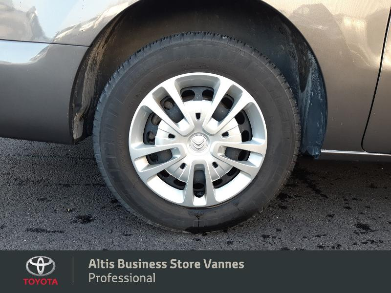2018 Citroen Spacetourer - Vannes - Gris Foncé XL BlueHDi 150ch Business S&S - ALTIS Vannes Business Center