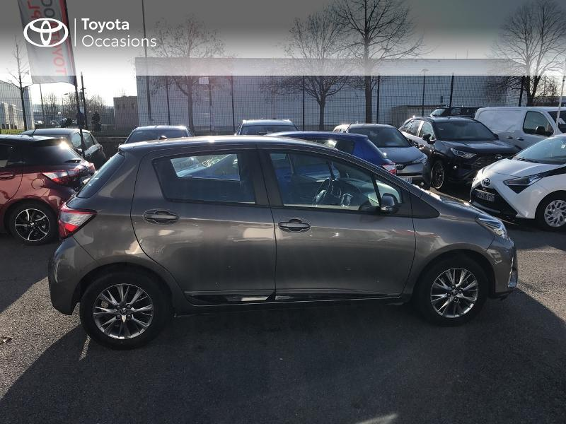 2017 Toyota Yaris - BUCHELAY Ile-de France - Citadines GRIS DUNE 110 VVT-i Dynamic 5p - VAUBAN MOTORS Buchelay