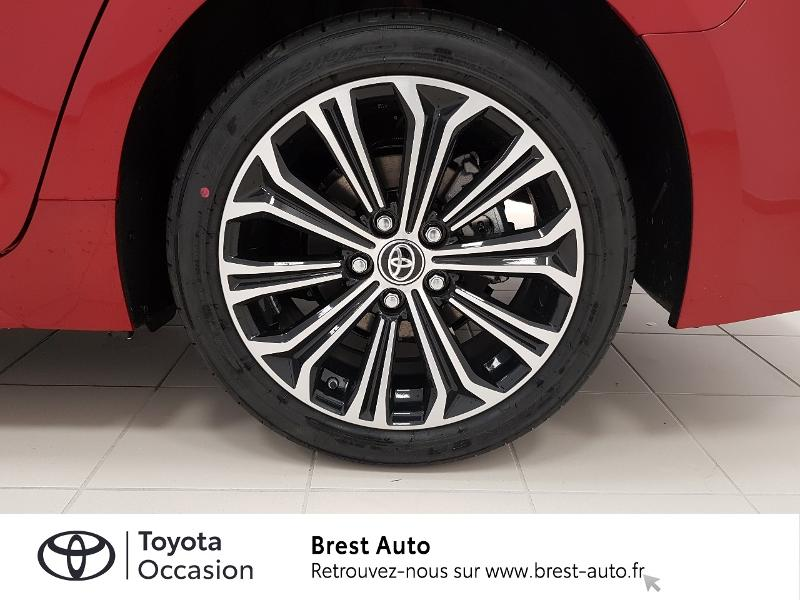 2020 Toyota Corolla Touring Sports - BREST CEDEX 2 BRETAGNE - Gamme Hybride ROUGE INTENSE 184h Design MY20 - BREST AUTOMOBILES SA