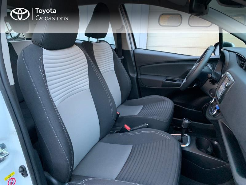 2017 Toyota Yaris - ESSEY LES NANCY LORRAINE - Gamme Hybride Citadines BLANC 100h Dynamic 5p - TOYS MOTORS NANCY
