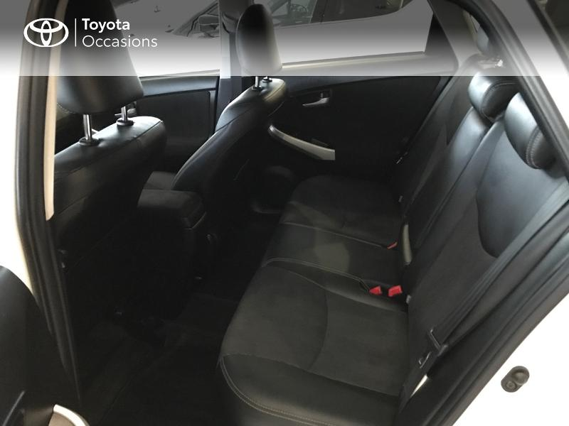 "2014 Toyota Prius - NIMES Languedoc-Roussillon - Gamme Hybride BLANC PUR 136h Dynamic 17"" NAVY - GARAGE VEYRUNES"