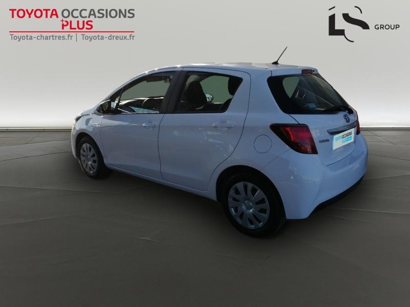 2016 Toyota Yaris - LUISANT CENTRE - Gamme Hybride Citadines BLANC HSD 100h Dynamic 5p - ACE 28 Chartres