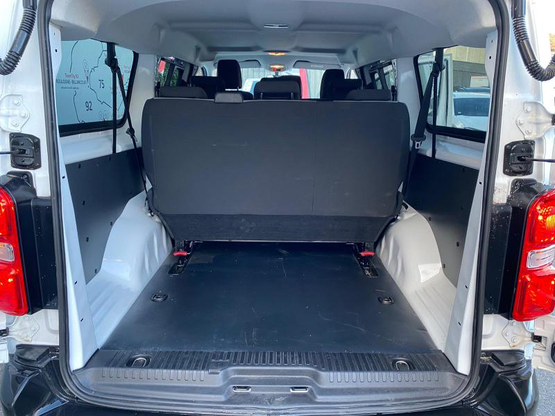 2020 Toyota PROACE Verso - VIRY CHATILLON Ile-de France - Blanc Banquise opaque Long 1.5 120 D-4D Dynamic MY20 - TEAM TOY 91 Viry Chatillon