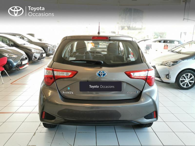 2017 Toyota Yaris - MONTPELLIER Languedoc-Roussillon - Gamme Hybride Citadines Gris Dune 100h Dynamic 5p - ADL - Auto Distribution Languedocienne - Montpellier