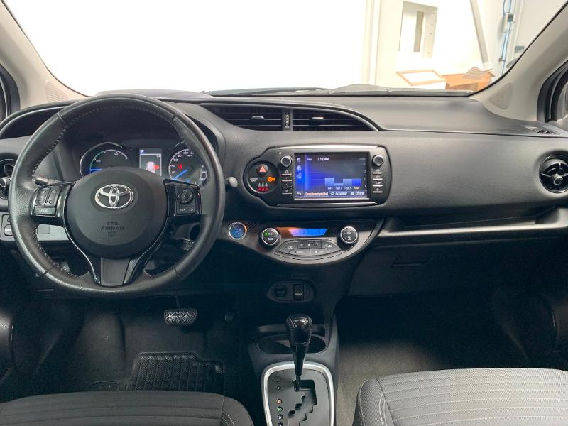 2017 Toyota Yaris - BEUVRY NORD-PAS-DE-CALAIS-PICARDIE - Gamme Hybride Citadines blanc 100h Dynamic 5p - FG AUTOMOBILES BETHUNE