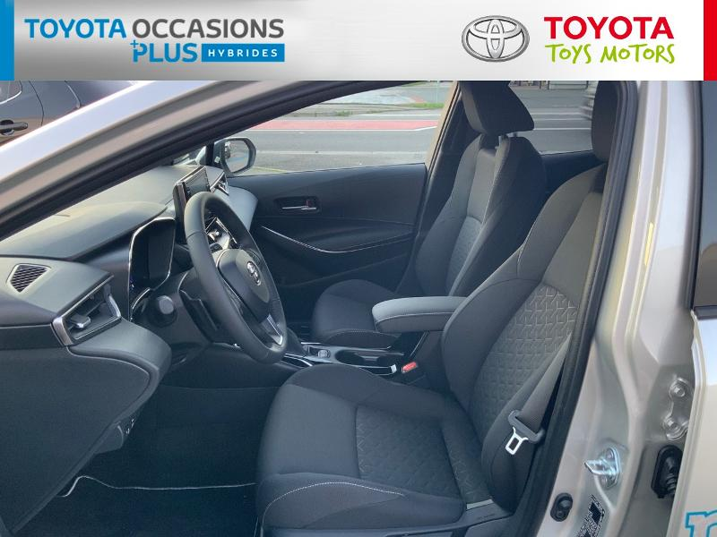 2020 Toyota Corolla - ABBEVILLE PICARDIE - Gamme Hybride GRIS ARGENT 184h Design MY20 - TOYS MOTORS ABBEVILLE