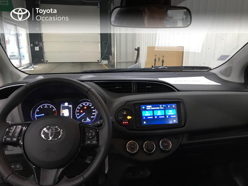2019 Toyota Yaris - LAON Champagne Ardennes - Citadines Blanc 70 VVT-i France Connect 5p RC19 - TTR AUTOMOBILES LAON