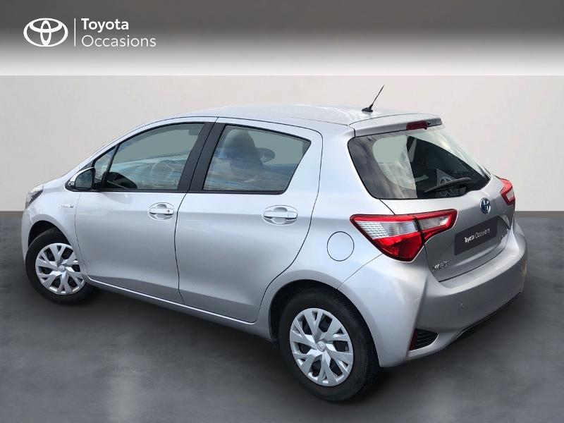 2018 Toyota Yaris - HORBOURG WIHR ALSACE - Gamme Hybride Citadines GRIS ALUMINIUM 100h France Business 5p - TOYS MOTORS COLMAR