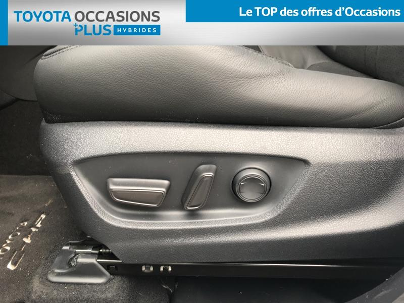 2020 Toyota C-HR - BUCHELAY Ile-de France - Gamme Hybride BI TON BLANC NACRE 184h Collection 2WD E-CVT MC19 - VAUBAN MOTORS Buchelay