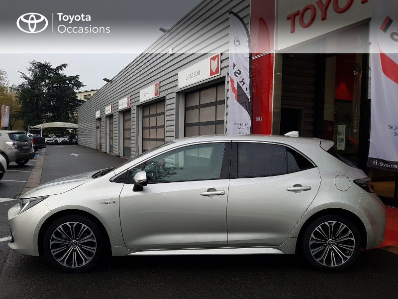 2019 Toyota Corolla - VILLEFRANCHE SUR SAONE RHONE ALPES - Gamme Hybride GRIS ARGENT 122h Design MY20 - TOYOTA DRS VILLEFRANCHE-SUR-SAONE