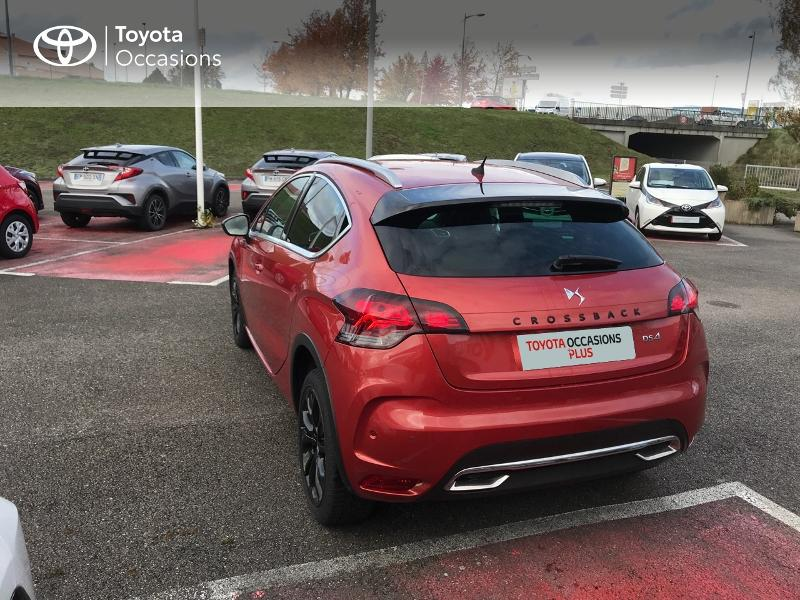 2016 DS Automobiles DS 4 - EPINAL LORRAINE - ORANGE BlueHDi 180 Terre Rouge S&S EAT6 - TOYS MOTORS EPINAL