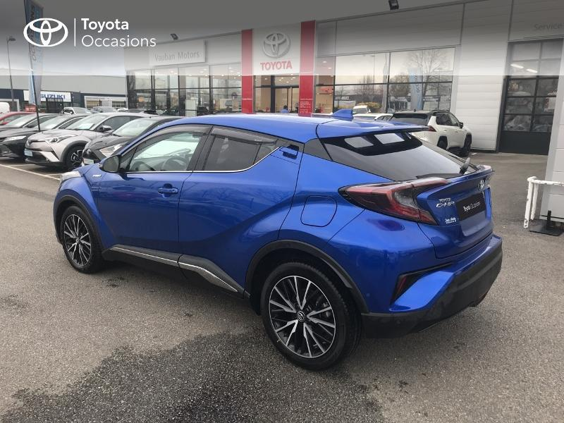 2018 Toyota C-HR - BUCHELAY Ile-de France - Gamme Hybride bleu 122h Distinctive 2WD E-CVT RC18 - VAUBAN MOTORS Buchelay