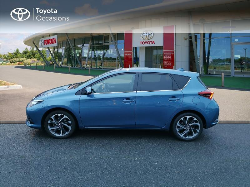 2018 Toyota Auris - TOURS CENTRE - BLEU DENIM 1.2 Turbo 116ch TechnoLine RC18 - TOYS MOTORS TOURS