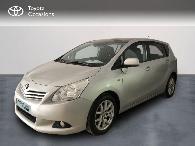 2011 Toyota Verso - LE CANNET PACA - GRIS 126 D-4D FAP Executive 7 places - STAR AUTO