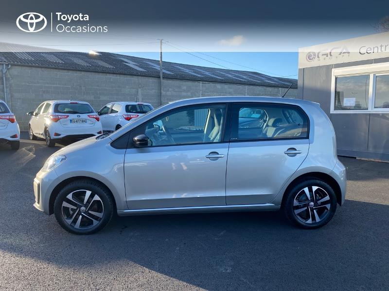 2019 Volkswagen up! - SAINT PAIR SUR MER BASSE NORMANDIE - Citadines GRIS CLAIR METAL 1.0 60ch BlueMotion Technology IQ.Drive 5p Euro6d-T - GCA GRANVILLE