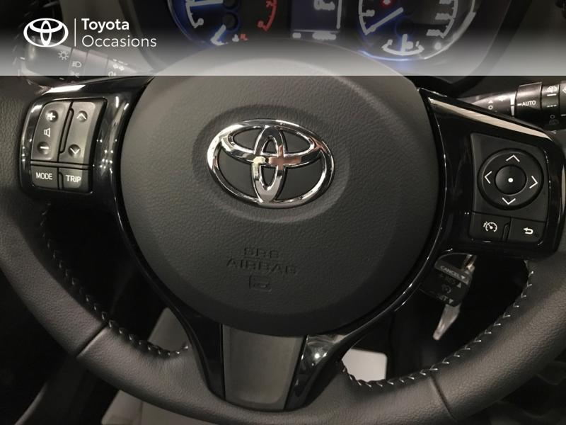 2020 Toyota Yaris - LAON Champagne Ardennes - Citadines Gris 70 VVT-i France Connect 5p MY19 - TTR AUTOMOBILES LAON